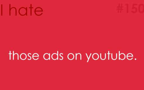 Cu maneaua pe Youtube Ads