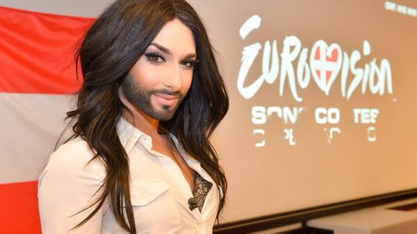 Conchita Wurst – 10 motive pentru care femeia cu barba a cucerit Europa