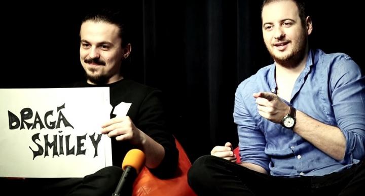 Cine's Sergiu si Andrei? – promo KissFM