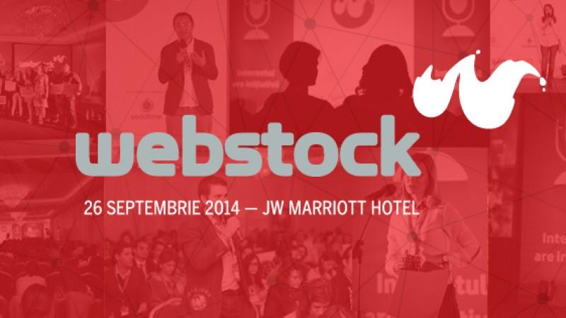 Transmisiune Live de la Webstock 2014